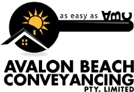 Avalon Beach Conveyancing Logo